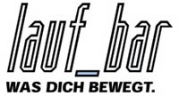 Laufbar Logo Uwe Conell
